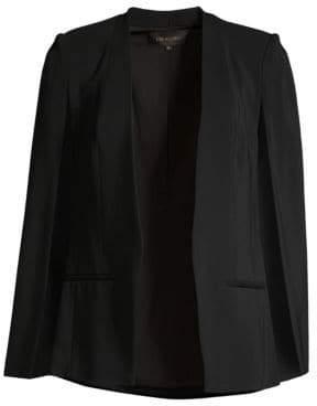 Kobi Halperin Natalie Cape-Sleeve Jacket
