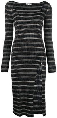 Patrizia Pepe knit fitted dress