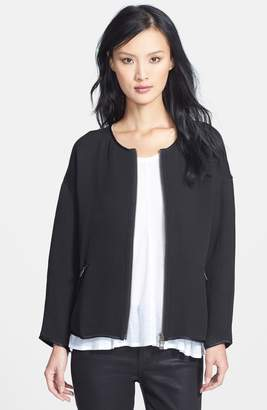 Eileen Fisher Bracelet Sleeve Jacket
