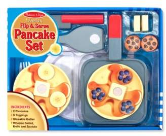 Melissa & Doug 'Flip & Serve' Wooden Pancake Set