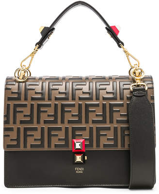 Fendi Logo Embossed Kan I