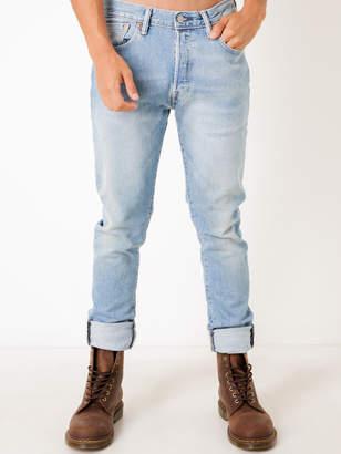 Levi's 501 Skinny Jeans in West Coast Denim
