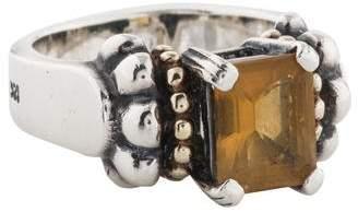 Lagos Citrine Cocktail Ring