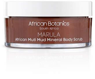 African Botanics African Muti-Mud Mineral Body Scrub
