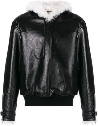 Saint Laurent pull over jacket