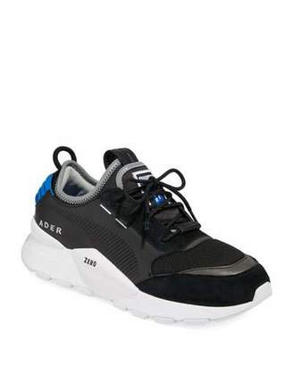 Puma Men's Ader Error Leather Trainer Sneakers