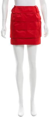 Acne Studios Tiered Mini Skirt w/ Tags