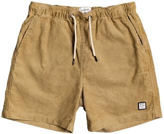 Quiksilver Wax Out Corduroy Shorts