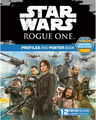 Harper Collins Rogue One Profiles And Poster Book
