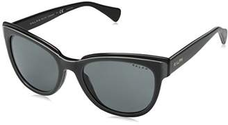 Ralph Lauren Ralph by Women's Acetate Woman Polarized Cateye Sunglasses