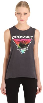 Crossfit California Cotton Tank Top $34 thestylecure.com