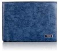 Tumi Monaco Textured Leather Billfold Wallet