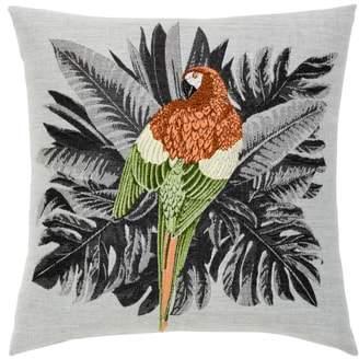 Macaw Indoor/Outdoor Accent Pillow