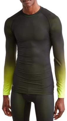 Russell Big Mens Long Sleeve Printed Compression Top