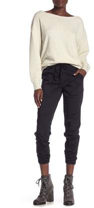 SUPPLIES BY UNION BAY Demery Solid Sateen Joggers