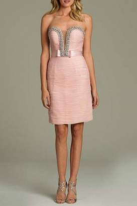 Jovani Sweetheart Rouched Dress