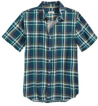 Plaid Woven Shirt