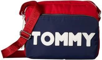Tommy Hilfiger Tommy Nylon Crossbody Cross Body Handbags