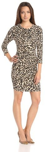 Juicy Couture Women's King Cheetah Dress