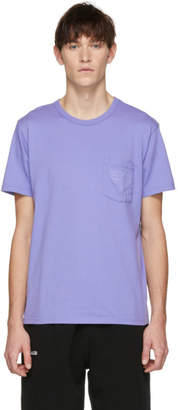 Bianca Chandon Purple Western Pocket T-Shirt