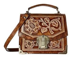 Patricia Nash Stella Flap Shoulder Bag