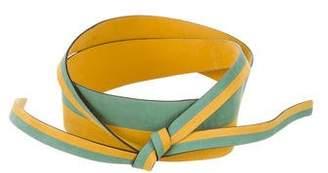 Kenzo Colorblock Waist Belt