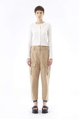 3.1 Phillip Lim Ribbed Wool Cardigan