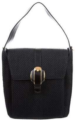 Rodo Woven Shoulder Bag