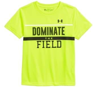 Under Armour Dominate the Field HeatGear(R) T-Shirt
