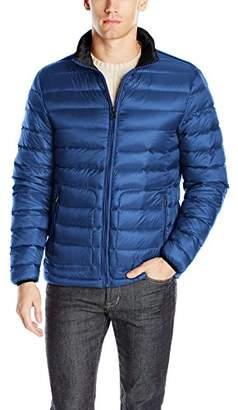 Buffalo David Bitton by David Bitton Men's Packable Down Puffer Jacket
