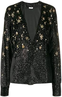 ATTICO embellished star body