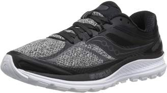 Saucony Women's Guide 10 LR Running Shoes, Marl/Black
