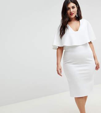 Asos White Plus Size Dresses Shopstyle