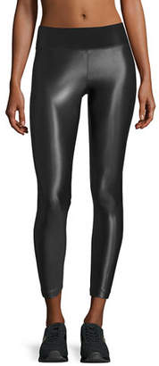Koral Activewear Lustrous Shiny Athletic Leggings $88 thestylecure.com