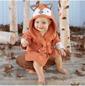 Kate Aspen Baby Aspen Rub-A-Dub, Fox In The Tub Hooded Spa Robe