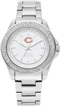Jack Mason Women's Chicago Bears Glitz Sport Bracelet Watch