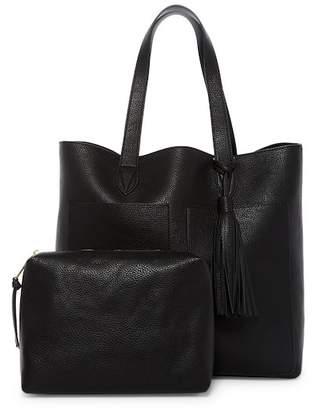 Steve Madden Lou Pocket Tote Bag