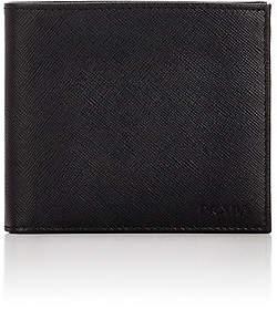 Prada Men's Leather Billfold - Nero