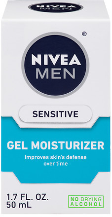 Nivea Men Sensitive Gel Moisturizer