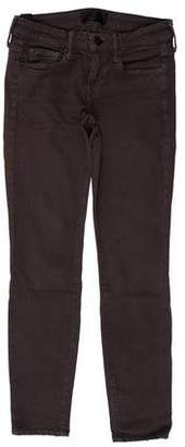 Vince Low-Rise Skinny Jeans
