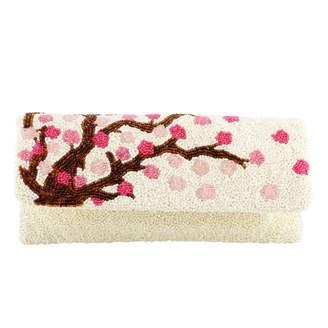 Tiana Designs Tiana Foldover Cherry Blossom Clutch