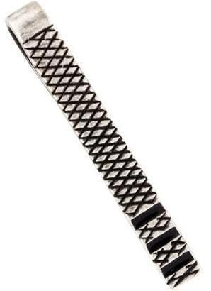 Eddie Borgo Textured Tie Clip