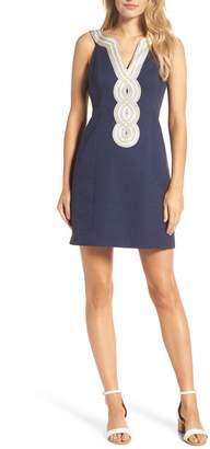 Lilly Pulitzer R) Valli Shift Dress