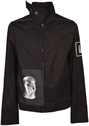 Drkshdw Printed Patch Jacket