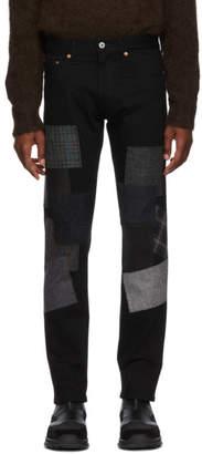 Junya Watanabe Black Levis Edition 511 Jeans