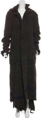 Greg Lauren The Long Blanket Coat