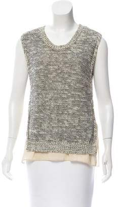 3.1 Phillip Lim Sleeveless Knit Top
