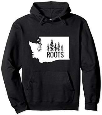 Washington Roots Hooded Sweatshirt