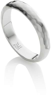 Monica Vinader Alta Hammered Ring