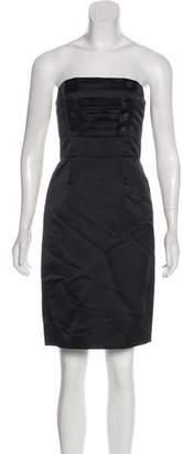 Marc Jacobs Bandeau Silk Dress